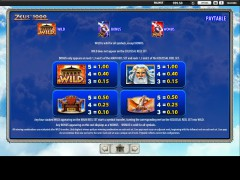 Zeus 1000 ротативки rotativki77.com William Hill Interactive 2/5