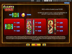 Giant's Gold ротативки rotativki77.com William Hill Interactive 4/5