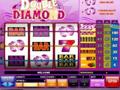 Double Diamond ротативки rotativki77.com iSoftBet 1/5