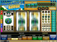 Pharaoh's Lotus ротативки rotativki77.com iSoftBet 2/5
